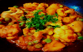 Aloo Gobhi (Seasonal)