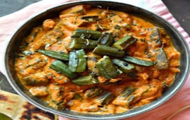 Bhindi Masala (Seasonal)